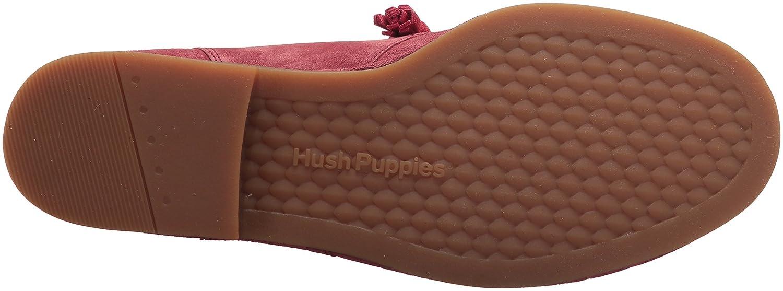 Hush Puppies Women's 6 Cyra Catelyn Boot B010TKTQVY 6 Women's B(M) US Dark Red Suede 941eb0