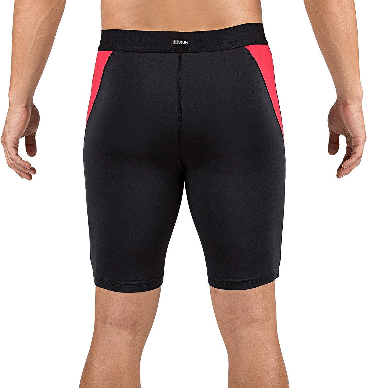 DR042 Compression feste kurze Hosen Unterschicht Manner Frauen DRSKIN