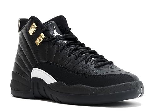 new product 06ed0 42367 Nike Air Jordan 12 Retro Bg, Zapatillas de Deporte para Niños  Amazon.es  Zapatos  y complementos