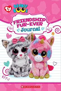 0822f53b3f3 Friendship Fur-Ever (Beanie Boos Guided Journal with Fuzzy Cover)