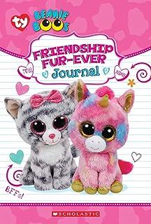 576da64ae52 Friendship Fur-Ever (Beanie Boos Guided Journal with Fuzzy Cover)