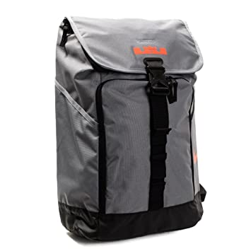 d55dc8a519 Amazon.com  Nike LeBron Max Air Ambassador Backpack Cool Grey Black  Shoes