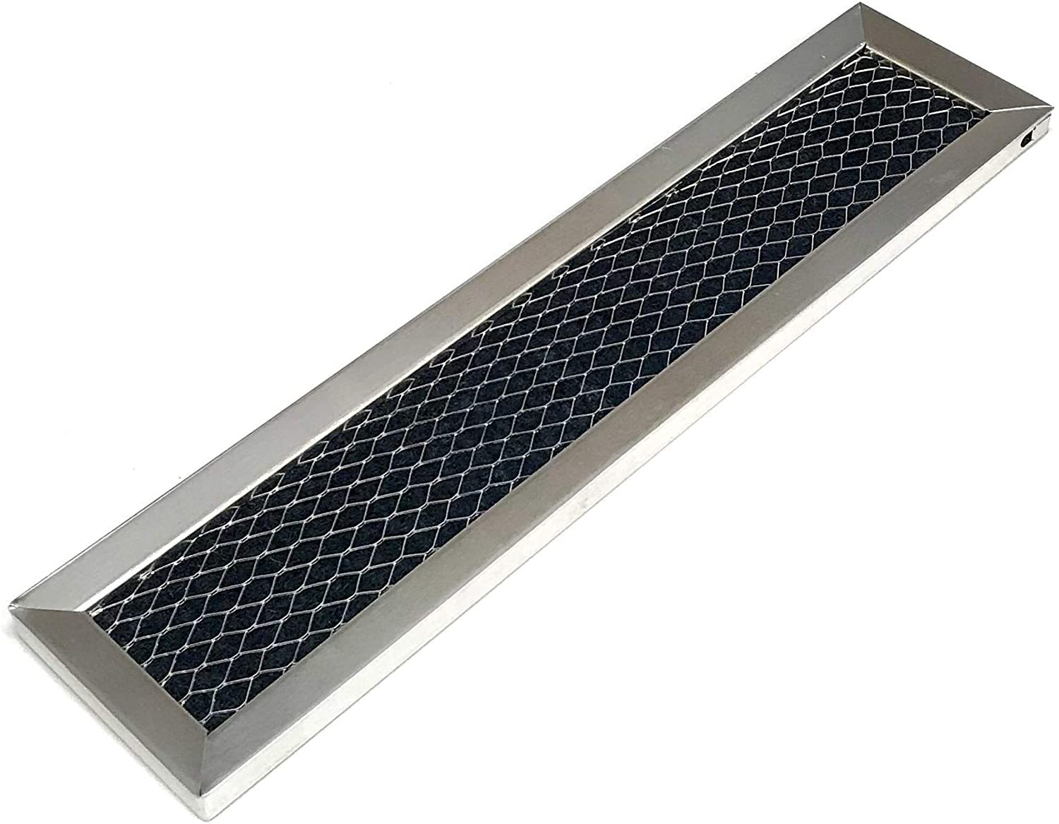 OEM GE Microwave CHARCOAL Filter Shipped With JVM3160DF4BB, JVM3160DF4CC, JVM3160DF4WW, JVM3160EF1ES, JVM3160EF2ES