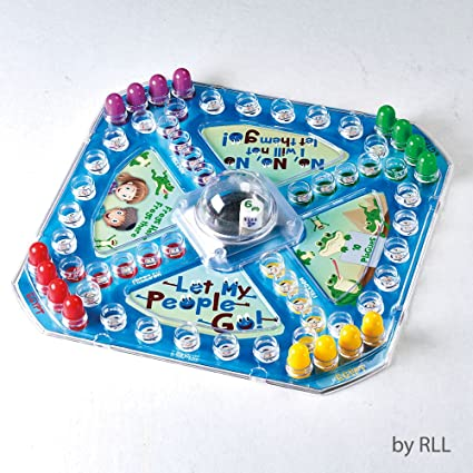 Let My People Go! Passover Game