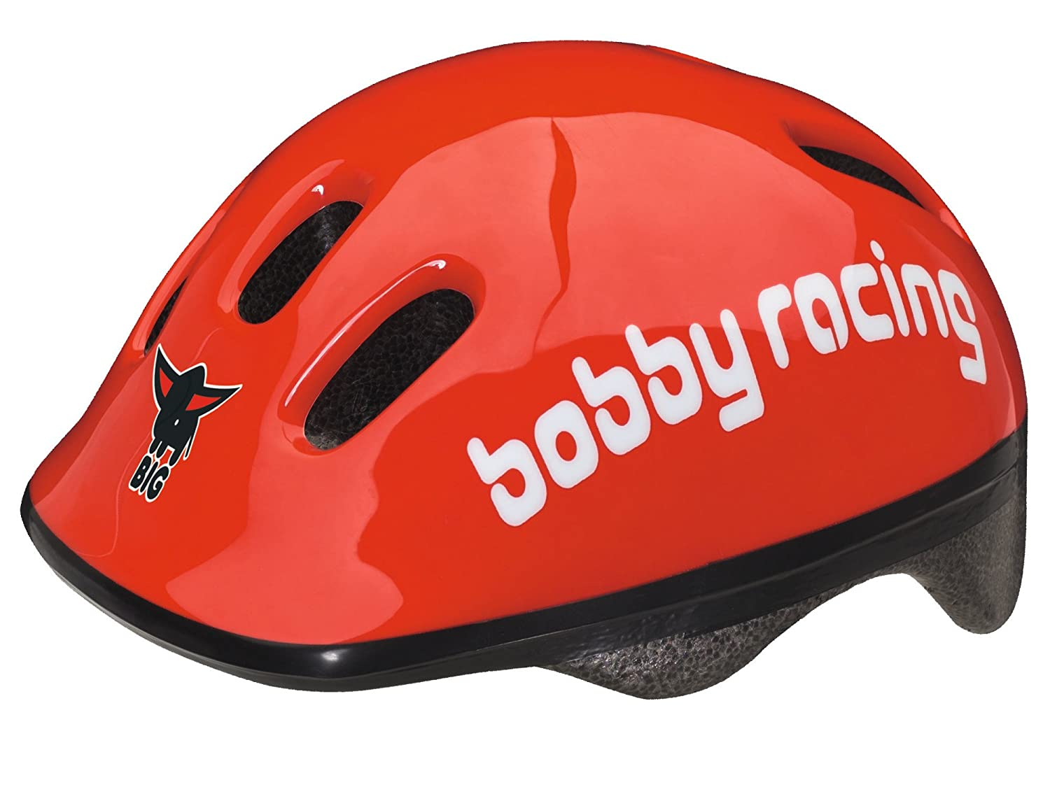 BIG Spielwarenfabrik Big 800056904 - Bobby-Racing-Helmet BIG-Spielwarenfabrik