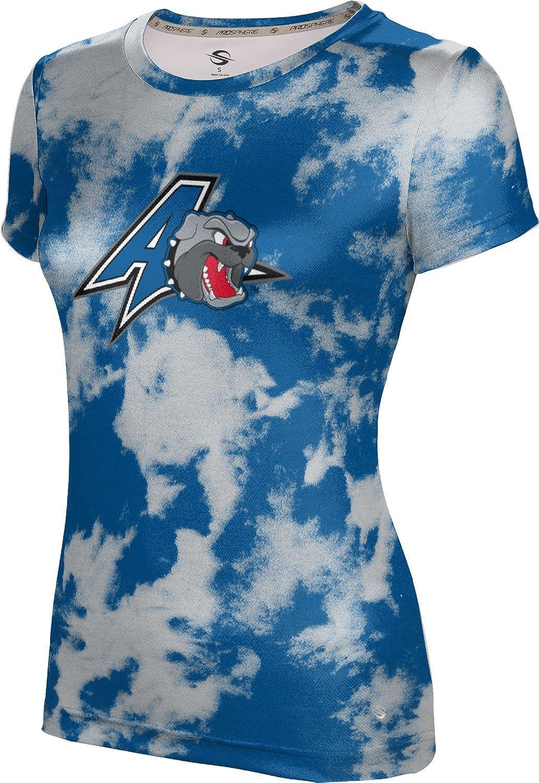 University of North Carolina Asheville Girls Performance T-Shirt Grunge