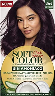 Soft Color Tinte No. 366, color Bordeaux