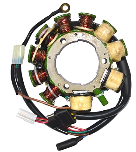 Amazon 1999 2000 Arctic Cat ZL 500 EFI Magneto Stator Charging Coil Snowmobile FREE FEDEX 2 DAY SHIPPING Automotive