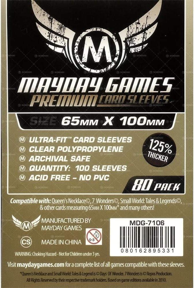 Fundas Mayday - Magnum Premium (Marrón - 65x100): Amazon.es: Juguetes y juegos