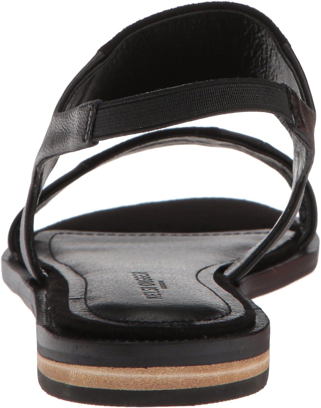 KELSI DAGGER BROOKLYN Womens Rogan Flat Sandal