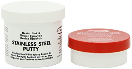 Liquid Glues & Cements Sporting Hy-poxy H-450 Alumbond 6.5 Oz Aluminum Putty Repair Kit Excellent Quality Adhesives, Sealants & Tapes