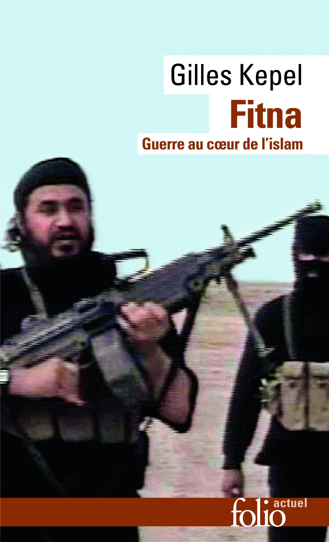 Fitna (Folio Actuel) (French Edition) ebook