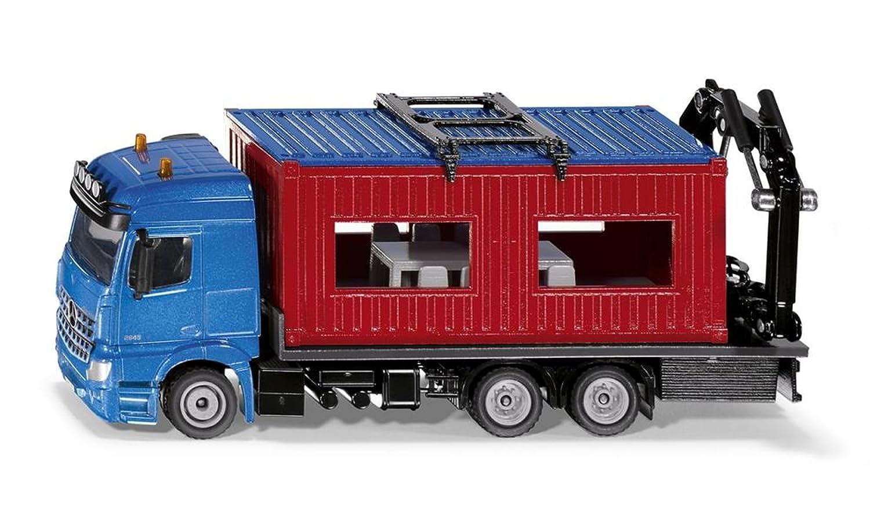 M....B Siku Camion di costruzione Container S i k u