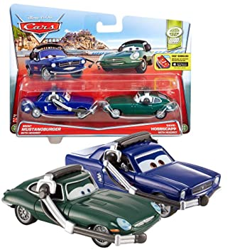 Mattel Selección Modelos Doble Pack | Disney Cars | Cast 1:55 Vehículos, Cars