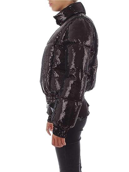 Pinko Femme Noir 3u10e1y19hz99 Polyester Doudoune rrwdqOC