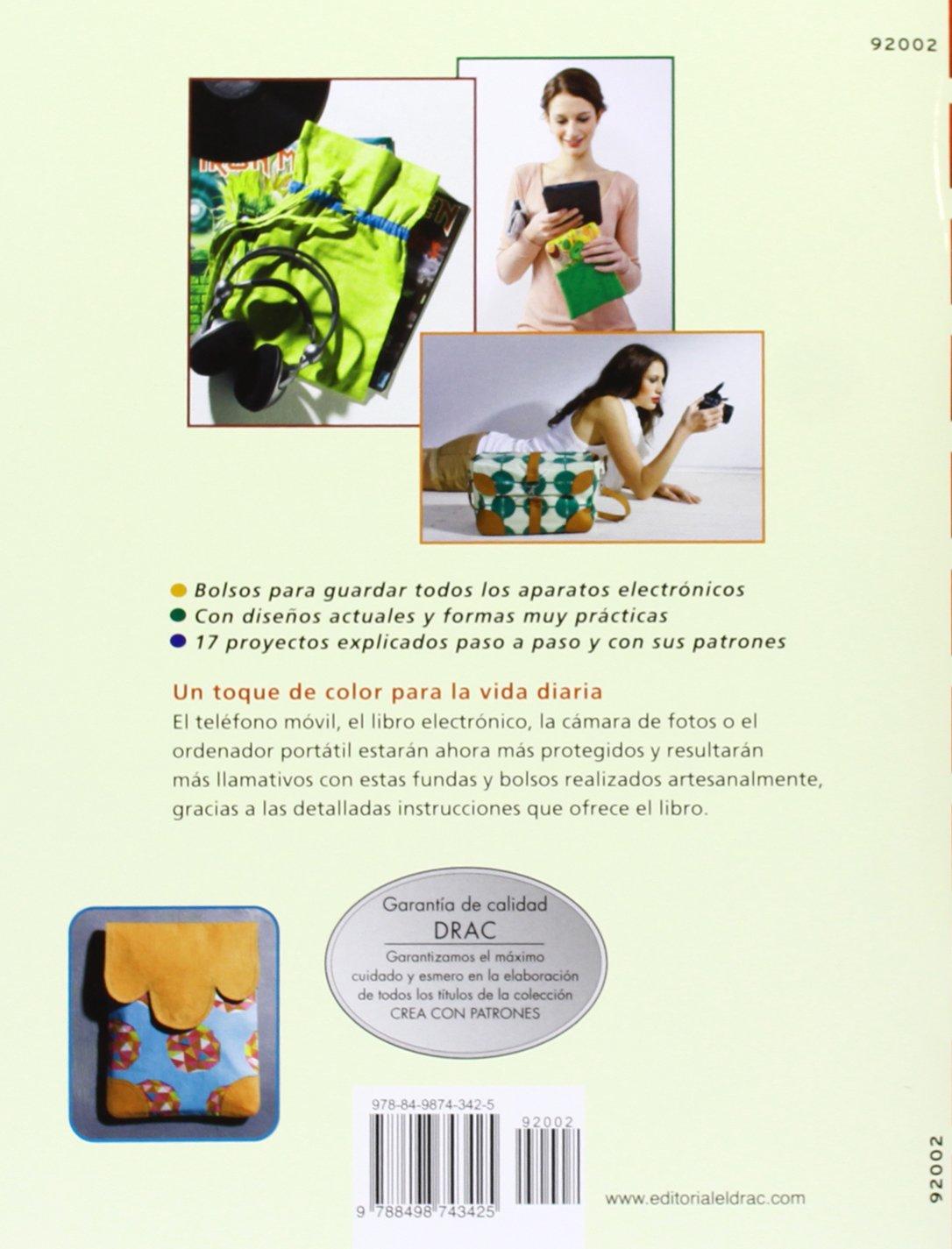 Bolsos, estuches y fundas para el ordenador, teléfono, cámara.: Laura Hertel: 9788498743425: Amazon.com: Books