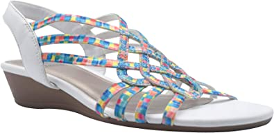 Impo Roma Stretch Wedge Sandal