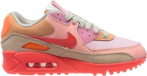 Nike WMNS Air Max 90, Chaussures de Gymnastique Femme
