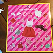Amazon.com: Barbie - Calendario de Barbie: Toys & Games