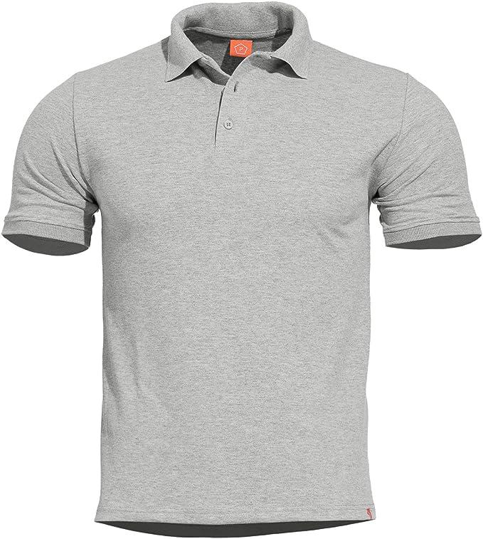 PENTAGON Hombres Sierra Polo Camiseta Melange: Amazon.es: Ropa y ...