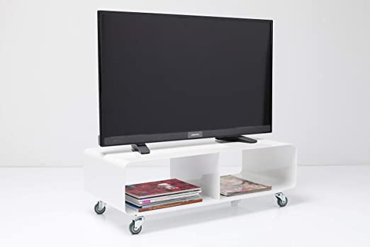 KARE Design Salone M TV Mobile, Blanco, 30 x 90 x 42 cm: Amazon.es ...