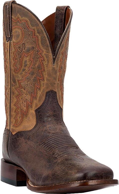 7c7f6693c8c Men's Turner Cowboy Boots - Square Toe