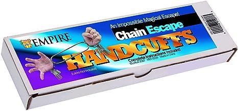 01adcca5577 Amazon.com  Loftus Chain Escape Handcuffs  Toys   Games