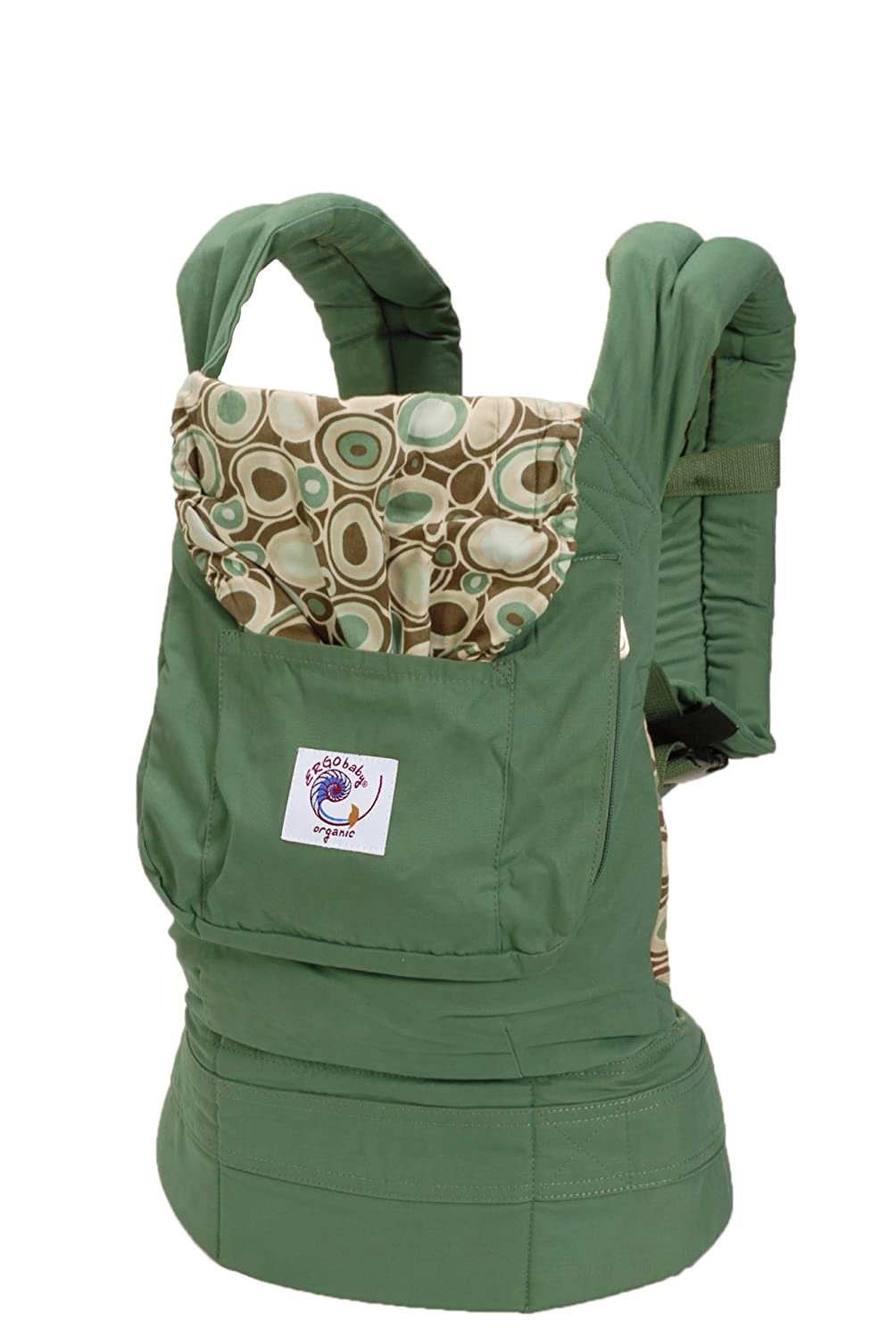 Amazon Ergobaby Organic Baby Carrier Green River Rock