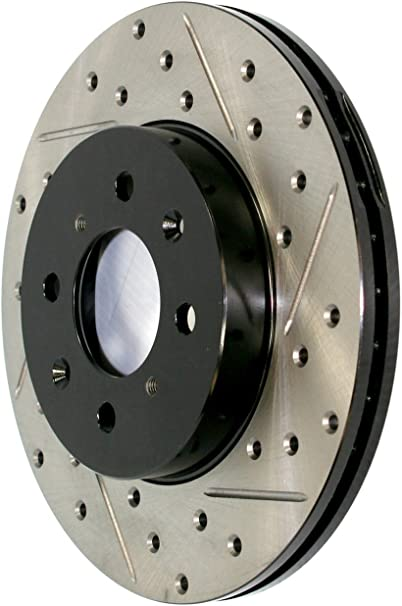 StopTech 127.44156CL Brake Rotor