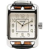 (エルメス) HERMES エルメス 時計 HERMES CD1 890 670 MNO ケープコッド 自動巻き メンズ腕時計 ウォッチ ブラック/ホワイト [並行輸入品]