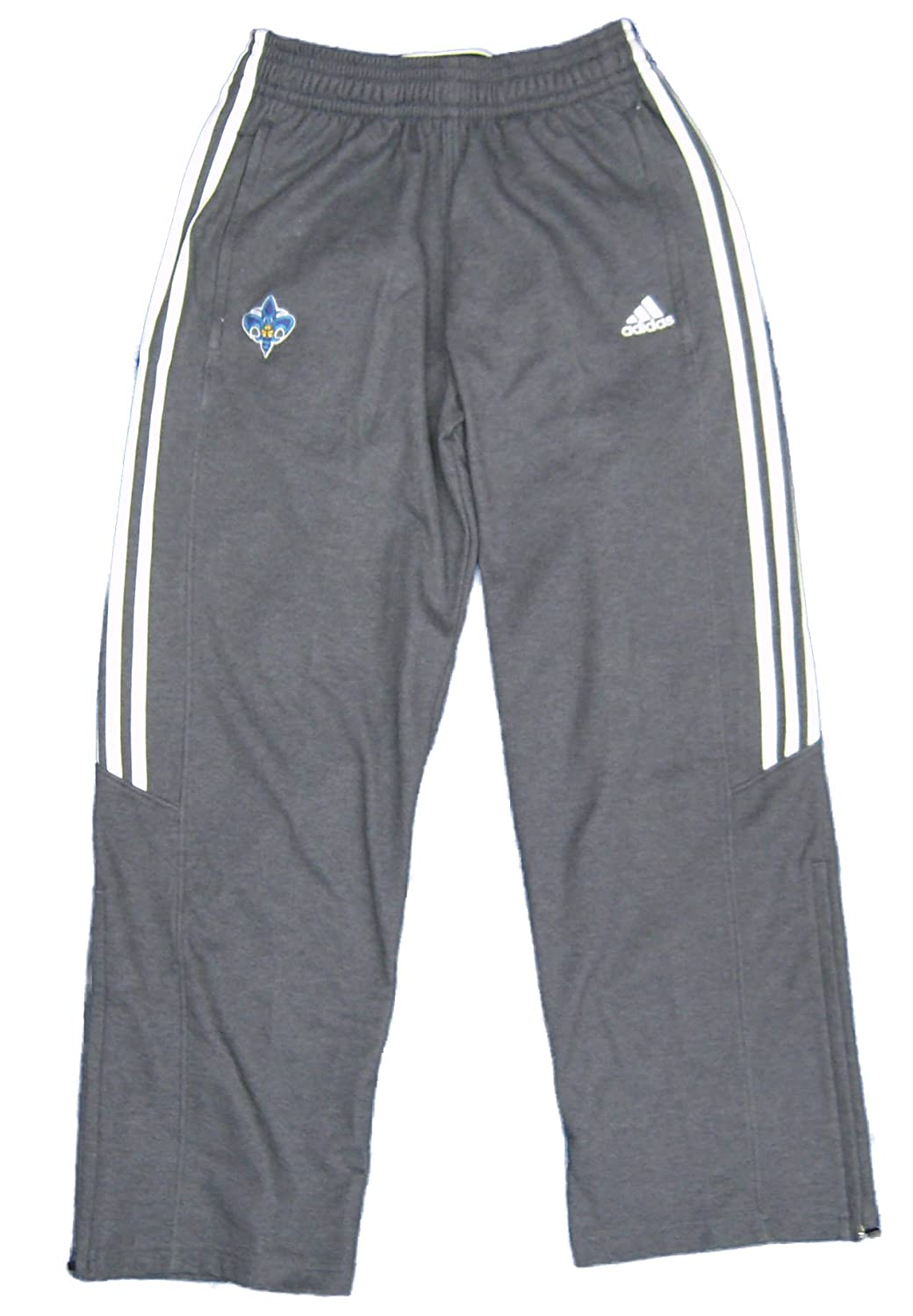 New Orleans Hornets Team Issued adidas Sweat Pants Size XLT - Deep Esspa