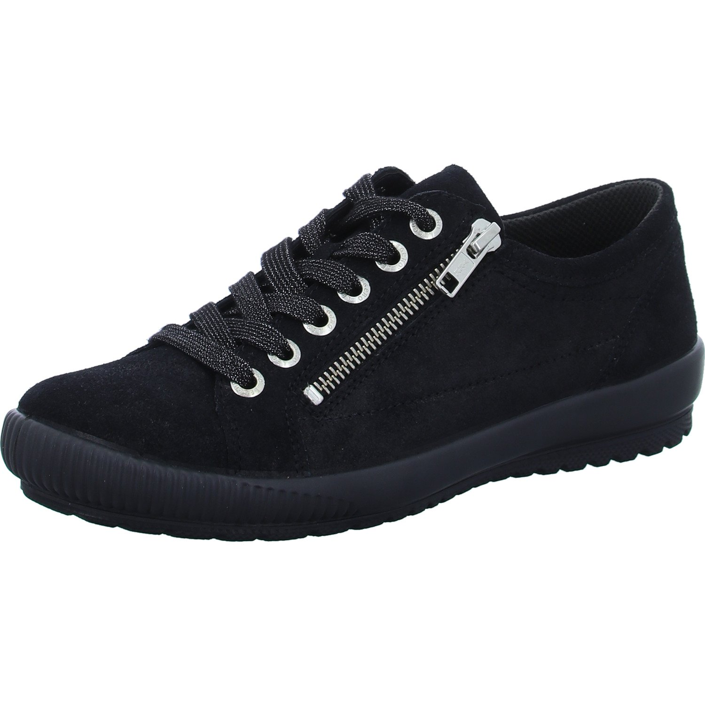 Legero Damen Tanaro Sneaker, Schwarz (Schwarz 01)