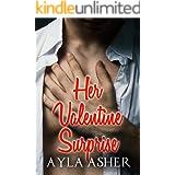 Her Valentine Surprise (Manhattan Holiday Loves Book 2)