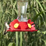 Caydo 50 Pieces 5 Colors Hummingbird Feeder Parts