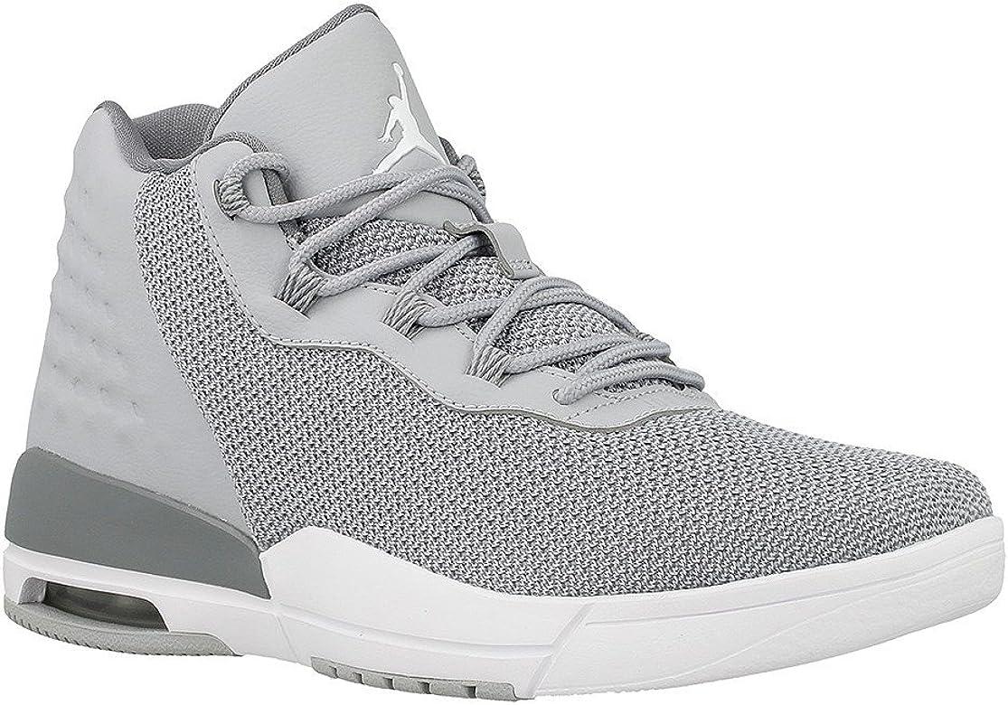Nike Jordan Academy BG, Zapatillas de Baloncesto para Niños, Gris ...