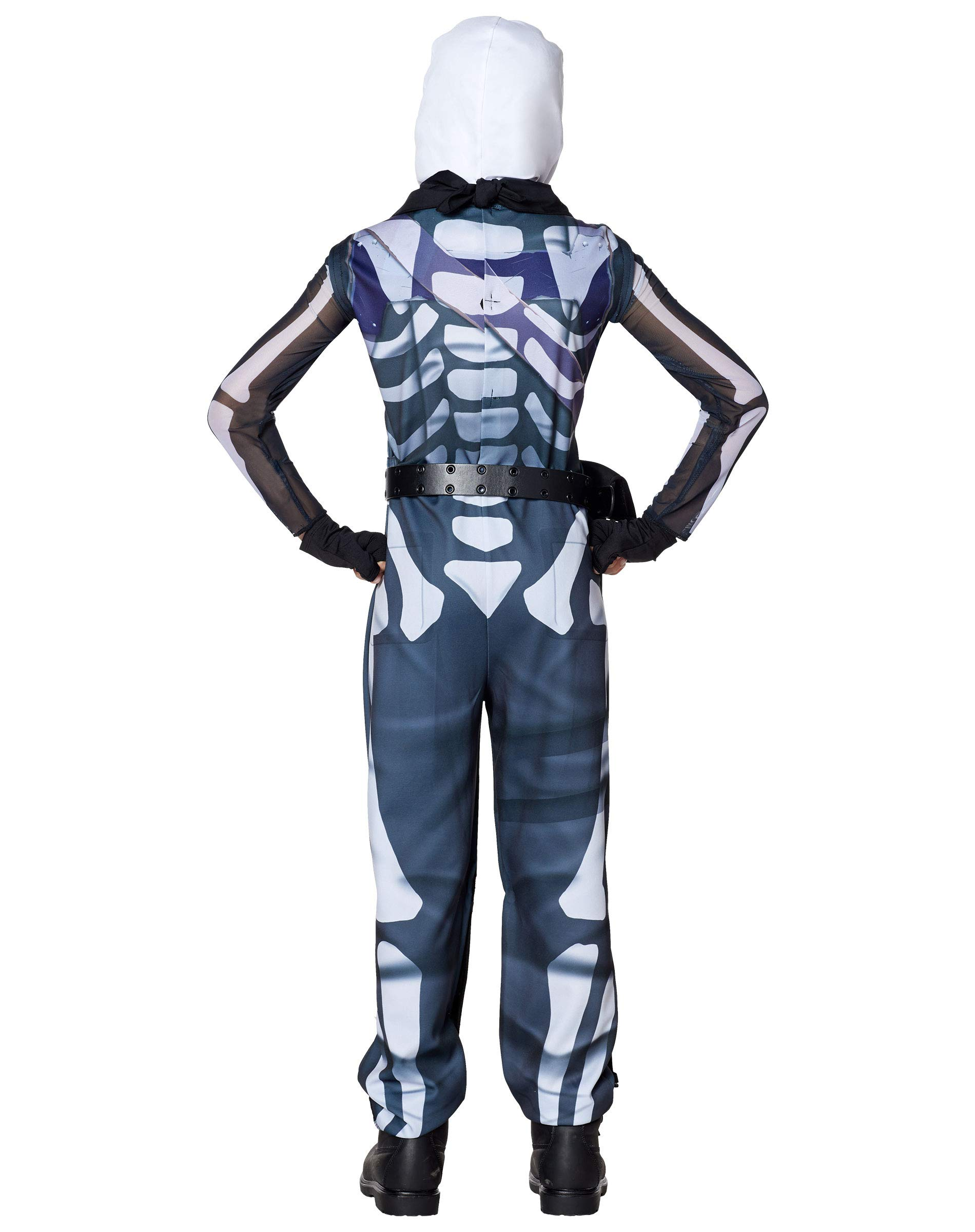 Spirit Halloween Boys Skull Trooper Fortnite Costume ...
