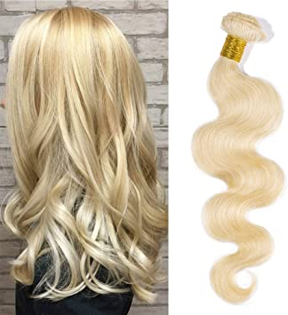 una tessitura di capelli