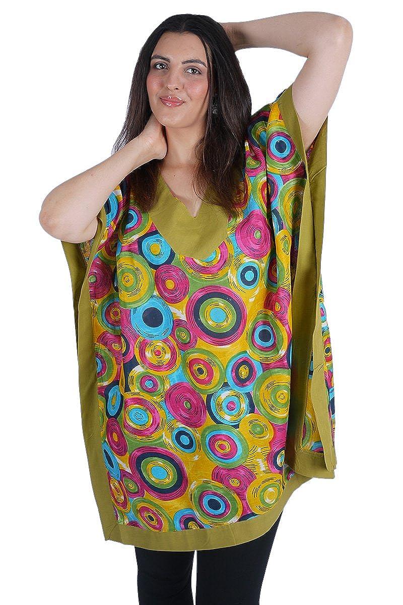 - Disegni Differenti Modelli di Tendenza Taglia Unica ufash Abito Leggero Kimono per la Spiaggia