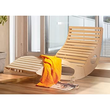 Sauna Wellnessliege: Amazon.de: Baumarkt