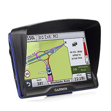 Zhiyi GPS Navegador anti reflectante Parasol para EasySMX 84H-3 Navegador GPS para Coche,