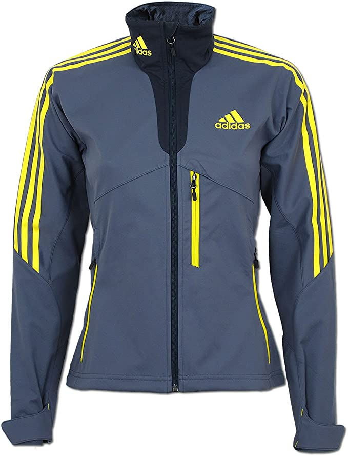 adidas Damen Xperior Softshell Jacke: : Bekleidung