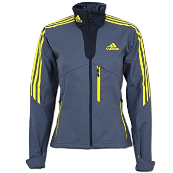 adidas Damen Softshell Jacke Outdoor Funktionsjacke: Amazon