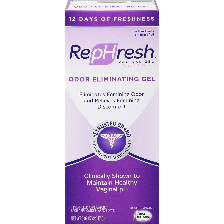 RepHresh Vaginal Gel,, 0.07 oz., 12 Prefilled Applicators (hy3v9n) by Rephresh