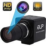 5-50mm Varifocal Lens USB Camera High Definition 2448P Webcam Sony IMX179 USB with Cameras,Indoor Outdoor Webcamera,8…
