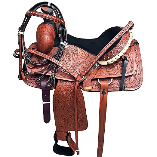Amazon Com Great American M3 16 Western Roping Roper Trail