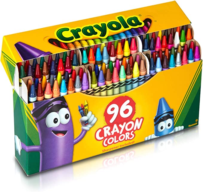 Crayola Crayons: Amazon.es: Juguetes y juegos