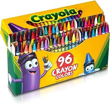 Handmade crayola crayon earrings pick your colours