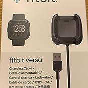 Fitbit Versa Retail Câble de charge