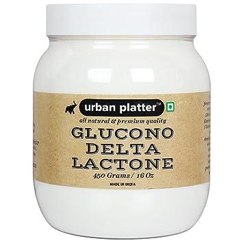 Amazon com : Urban Platter Glucono Delta Lactone Powder, 200g