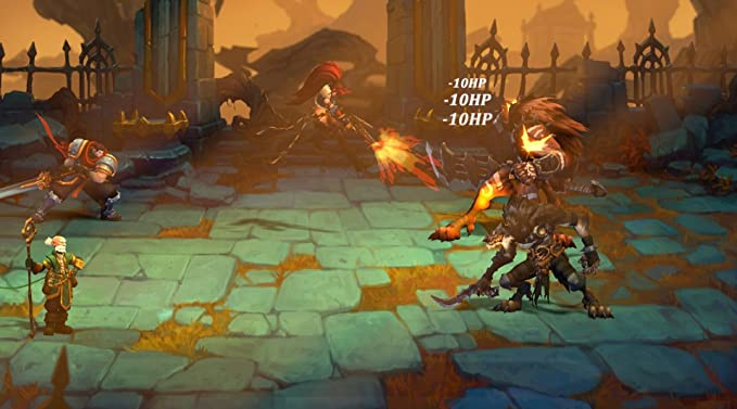 Battle Chasers Nightwar - PlayStation 4 [Importación inglesa]: Amazon.es: Videojuegos